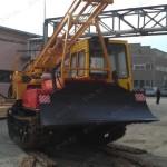Буровая установка на гусеничном ходу УРБ-4Т